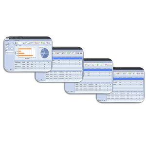 データ管理・位置測定システム / 分析 / 医療画像 / ウェブ上に基盤