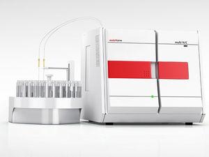 全有機炭素分析装置