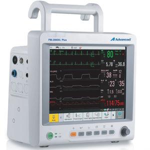 ECGマルチパラメータモニター / 温度 / EtCO2 / 心拍出量