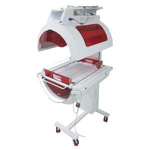 新生児用光療法用ランプ / キャスター付き