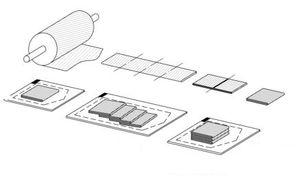 スタンド式袋詰め機 / 自動 / フォーマー-充填器-封かん器 / 医療産業用