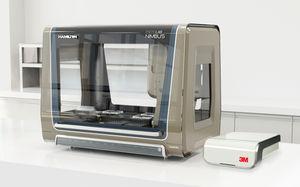 研究室用サンプル準備システム