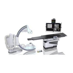 透視装置 / デジタル / 心臓X線透視用 / フロアCアーム付き