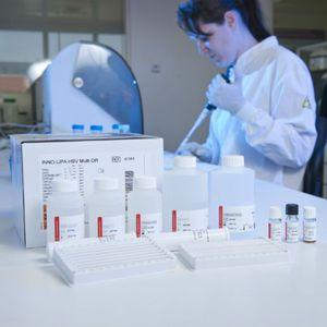 伝染病テスト用キット / 研究用 / B型肝炎 / HBV