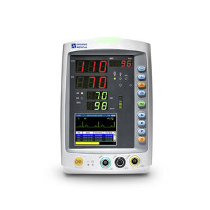 ECGバイタルサイン モニター