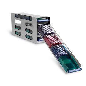 冷凍ボックス用実験用ラック