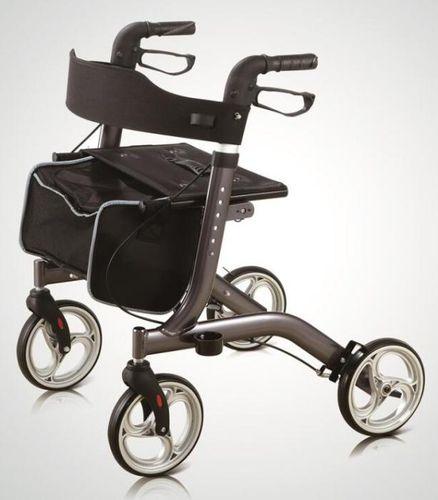 4つ歩行器 / 椅子付き