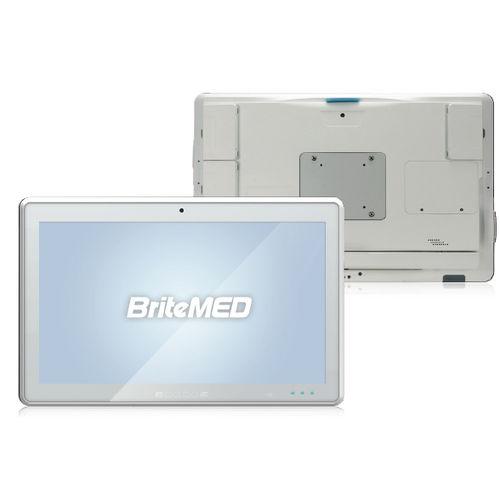 Intel® Core i5医療用PCパネル / Intel® Core i7 / USB付 / コンピュータカート