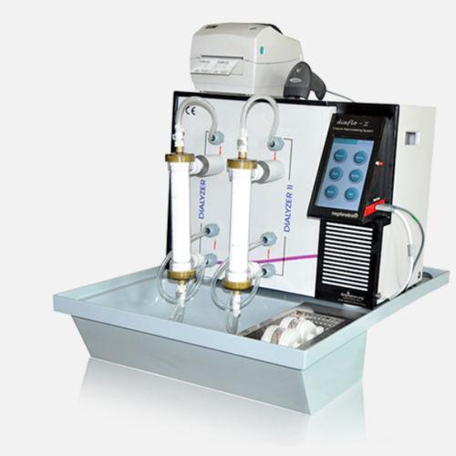 透析器用再処理システム