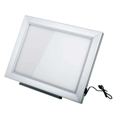1面ネガトスコープ / LED