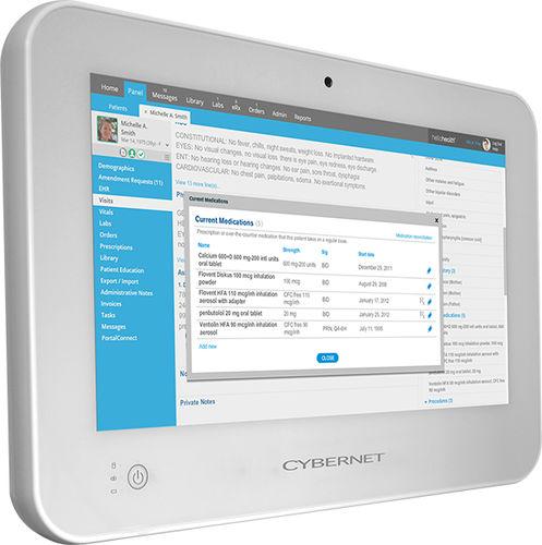 Quad Core医療用PCパネル / Dual Core / Intel® Celeron J1900 / Intel® Core i5