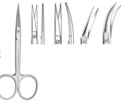歯科治療用ハサミ
