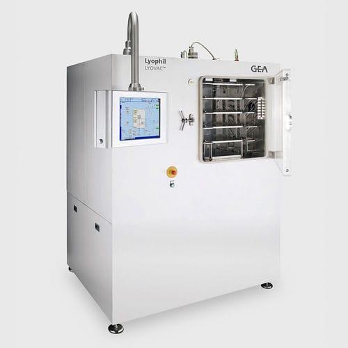 パイロット凍結乾燥機