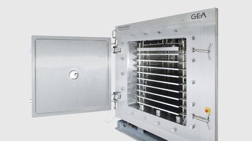 製薬産業用凍結乾燥機