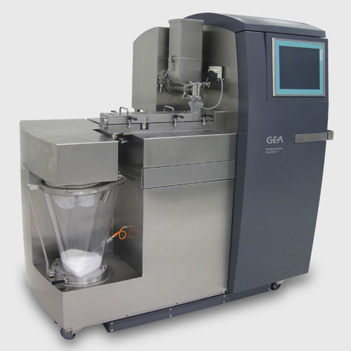 研究室用造粒機