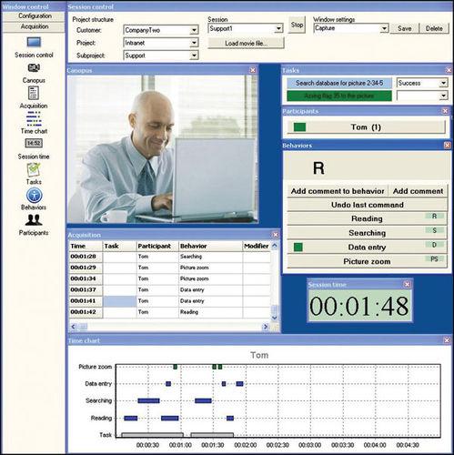 データ収集ソフト / レコーディング / テスト