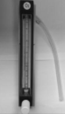 医療ガス流量計