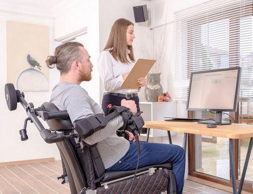 肩リハビリテーション システム / アーム / 手首 / コンピューター化