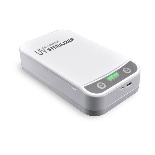 スマートフォン用除菌システム