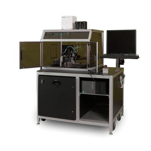 ロボットサンプル準備システム