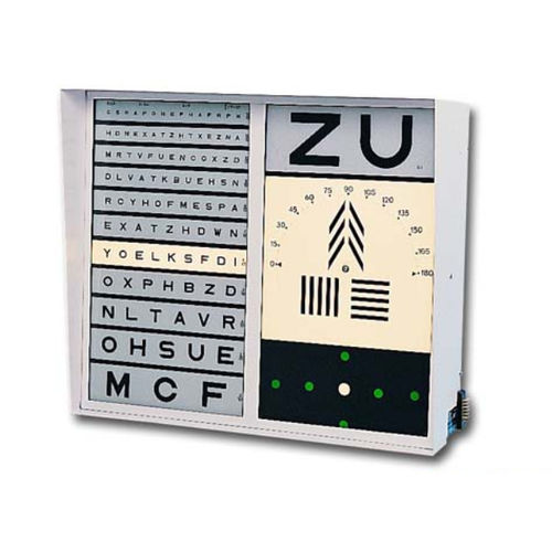 透光視力測定