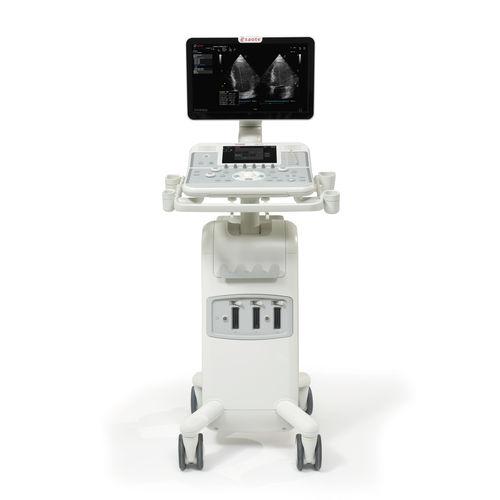 プラットフォーム上超音波装置 / 多目的超音波画像診断用 / 白黒 / カラードップラー