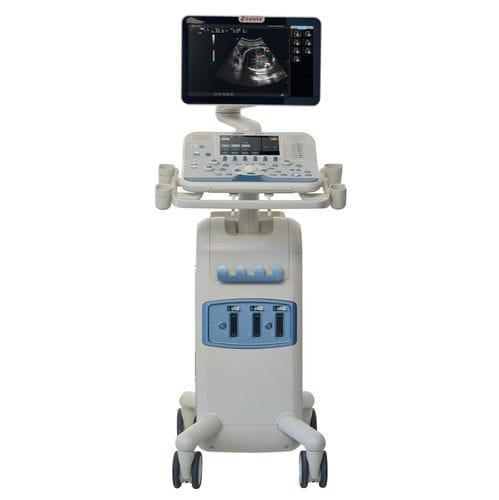 プラットフォーム上・コンパクト超音波装置 / 多目的超音波画像診断用 / タッチパネル式