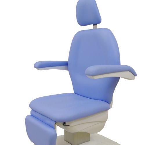 耳鼻咽喉科検査用アームチェア