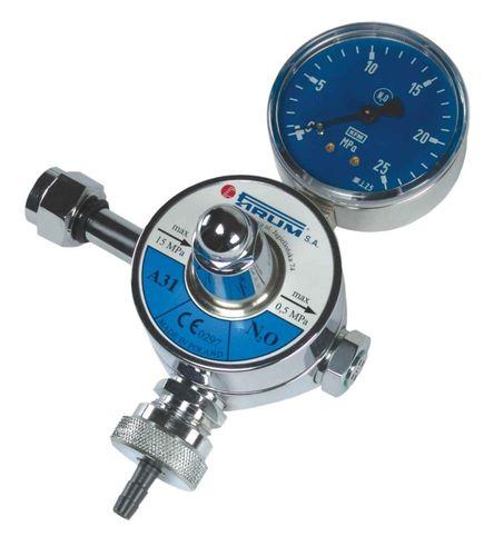 亜酸化窒素調整弁 / 調節可能流量 / コンセント式