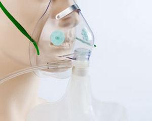 高濃度酸素マスク