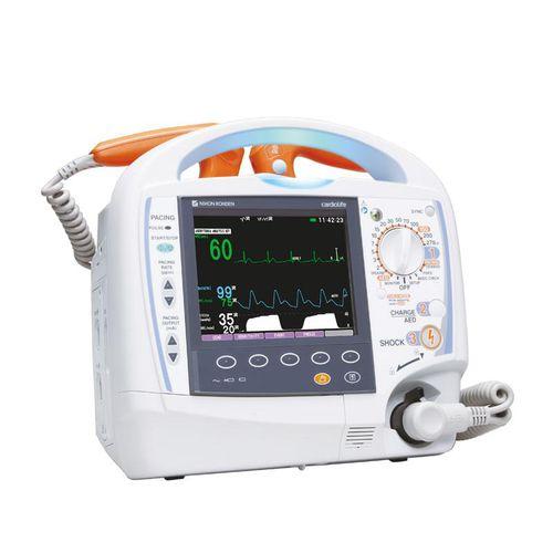 半自動外部除細動器 / SpO2・ECGモニター付 / 二相性