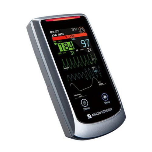 SpO2バイタルサイン モニター / ECG / 集中治療用 / 歩行用