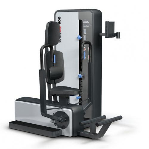 チェストプレス筋力トレーニングマシン