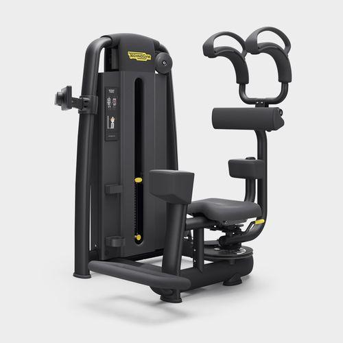 骨盤回転筋力トレーニングマシン