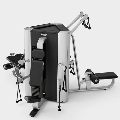 ラットプルダウン筋力トレーニングマシン
