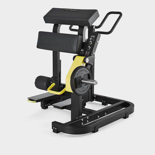 レッグ カール筋力トレーニングマシン