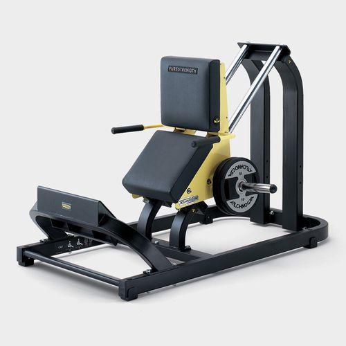 スクワット筋力トレーニングマシン