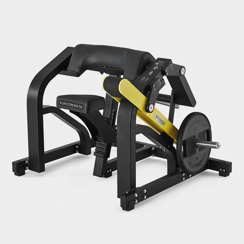 上腕部曲げ筋力トレーニングマシン