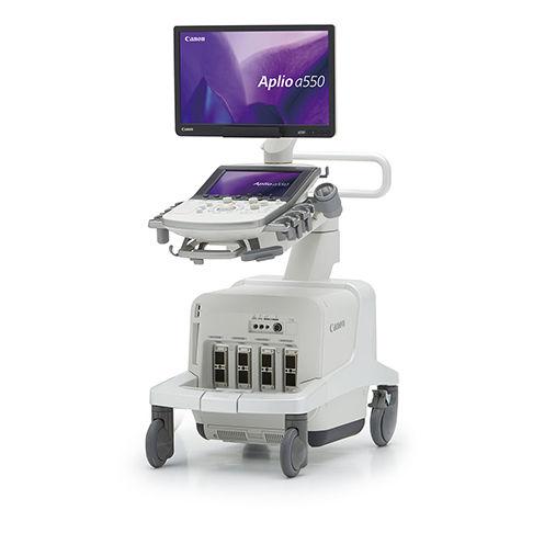 プラットフォーム上超音波装置 / 多目的超音波画像診断用 / 白黒 / ドップラーカラー