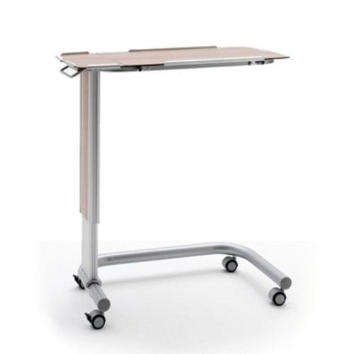 高さ調整可能オーバーベッドテーブル