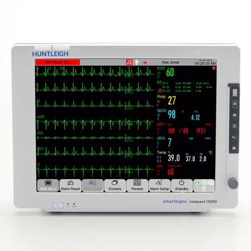 ECG患者モニター / RESP / EtCO2 / NIBP
