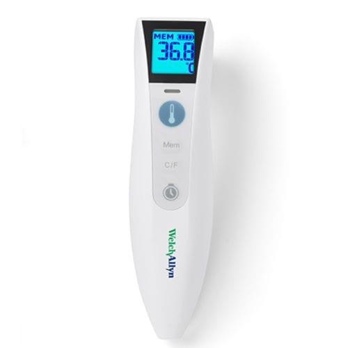 医療体温計 / 赤外線 / 前頭 / ワイヤレス