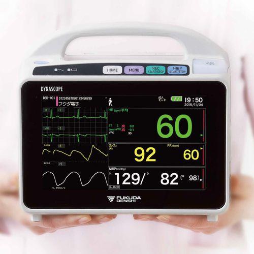 ECG患者モニター / TEMP / EtCO2 / NIBP