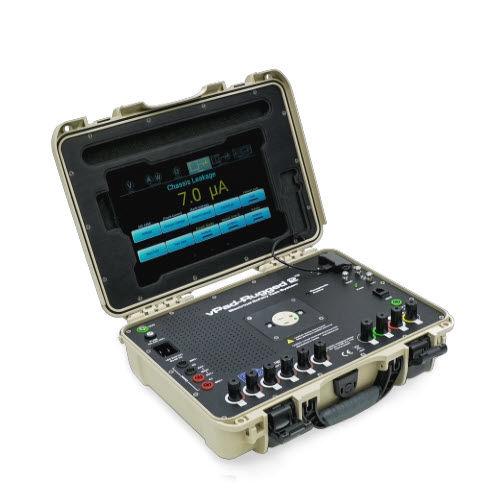 電子セキュリティ試験器