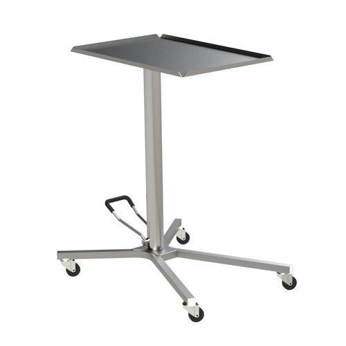 高さ調整可能メイヨーテーブル