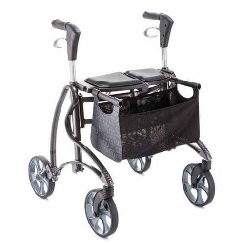 4つ歩行器 / かご付き / 折り畳み可能 / 高さ調整可能