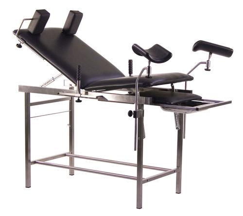機械的分娩椅子 / フットレスト付き