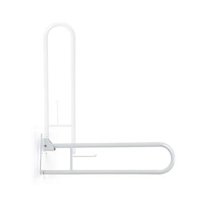 トイレグラブバー / 壁取り付け式 / 折り畳み式