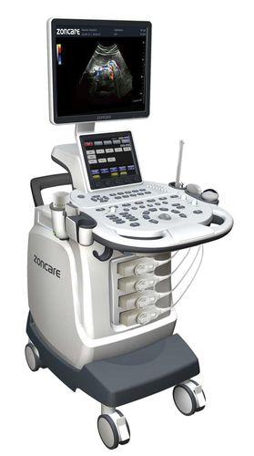 プラットフォーム上超音波装置 / 多目的超音波画像診断用 / ドップラーカラー / 3D/4D