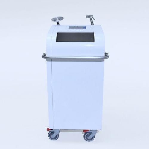 バッテリー式シャワー用移動台